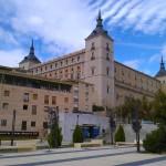 El Alcázar de Toledo