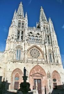 fachada catedral burgos