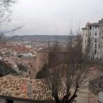 Barrio de San Martín y casco antiguo de Cuenca