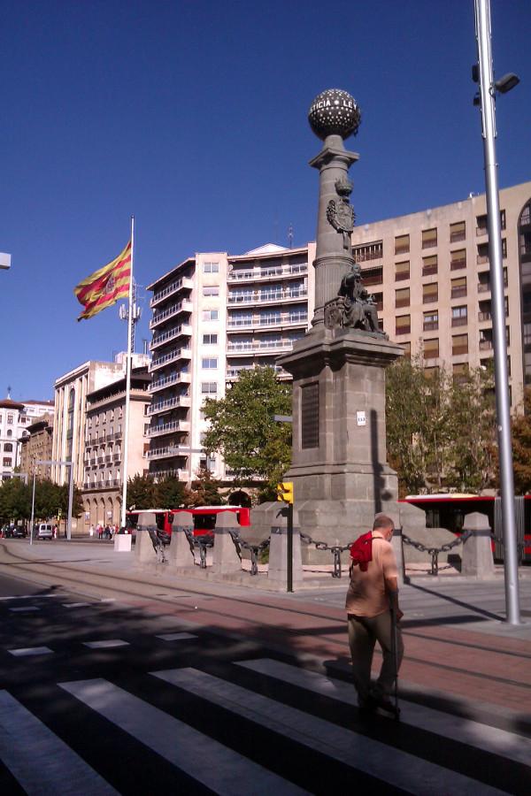plaza aragon