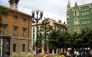 plaza del parchis