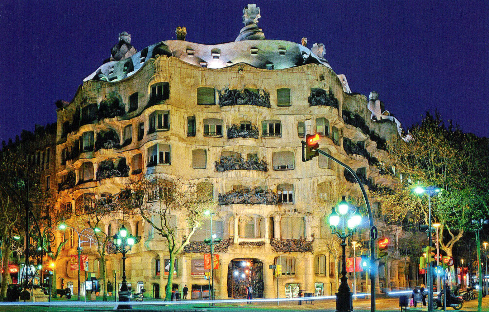 Barcelona gu a para visitar los lugares m s tur sticos de - Casa de madrid en barcelona ...