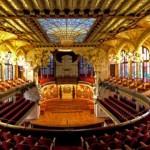 Palau de la música catalana (Barcelona)