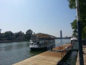 rio guadalquivir sevilla