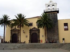 garachico iglesia