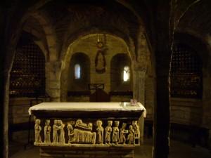 sarcofago san ramon roda
