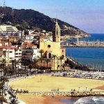 Visitando Sitges, Barcelona (Costa Dorada)