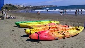 barcas-playa-gran-canaria