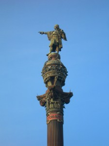 estatua-colon-puerto-de-barcelona