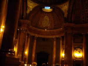 interior basilica del pilar 2