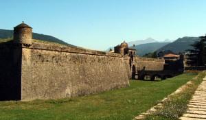 muralla-ciudadela-jaca