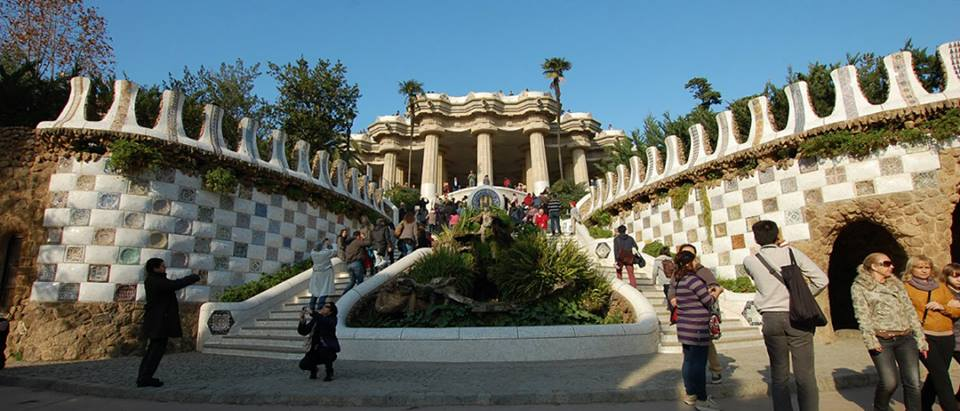parque guell barcelona