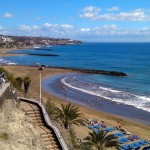 Visitando las mejores playas de Gran Canaria (Islas Canarias)