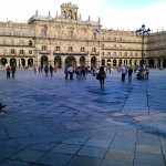 Plaza Mayor de Salamanca (Plaza de Armas)