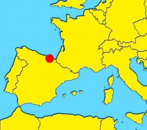 mapa-donostia san-sebastian-pais vasco
