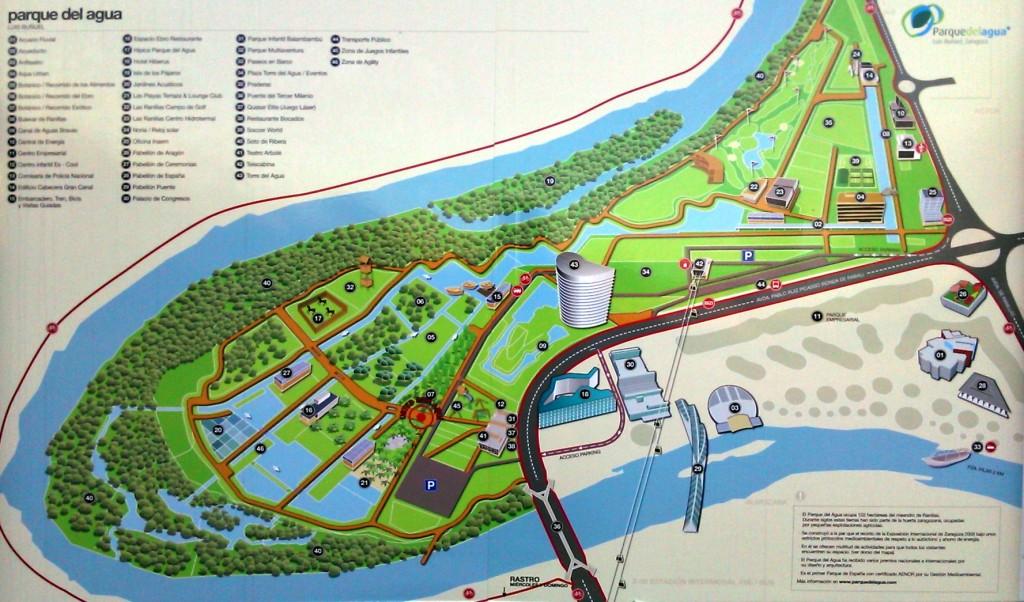 mapa-parque-del-agua-zaragoza