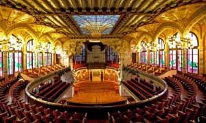 palau musica caalana barcelona