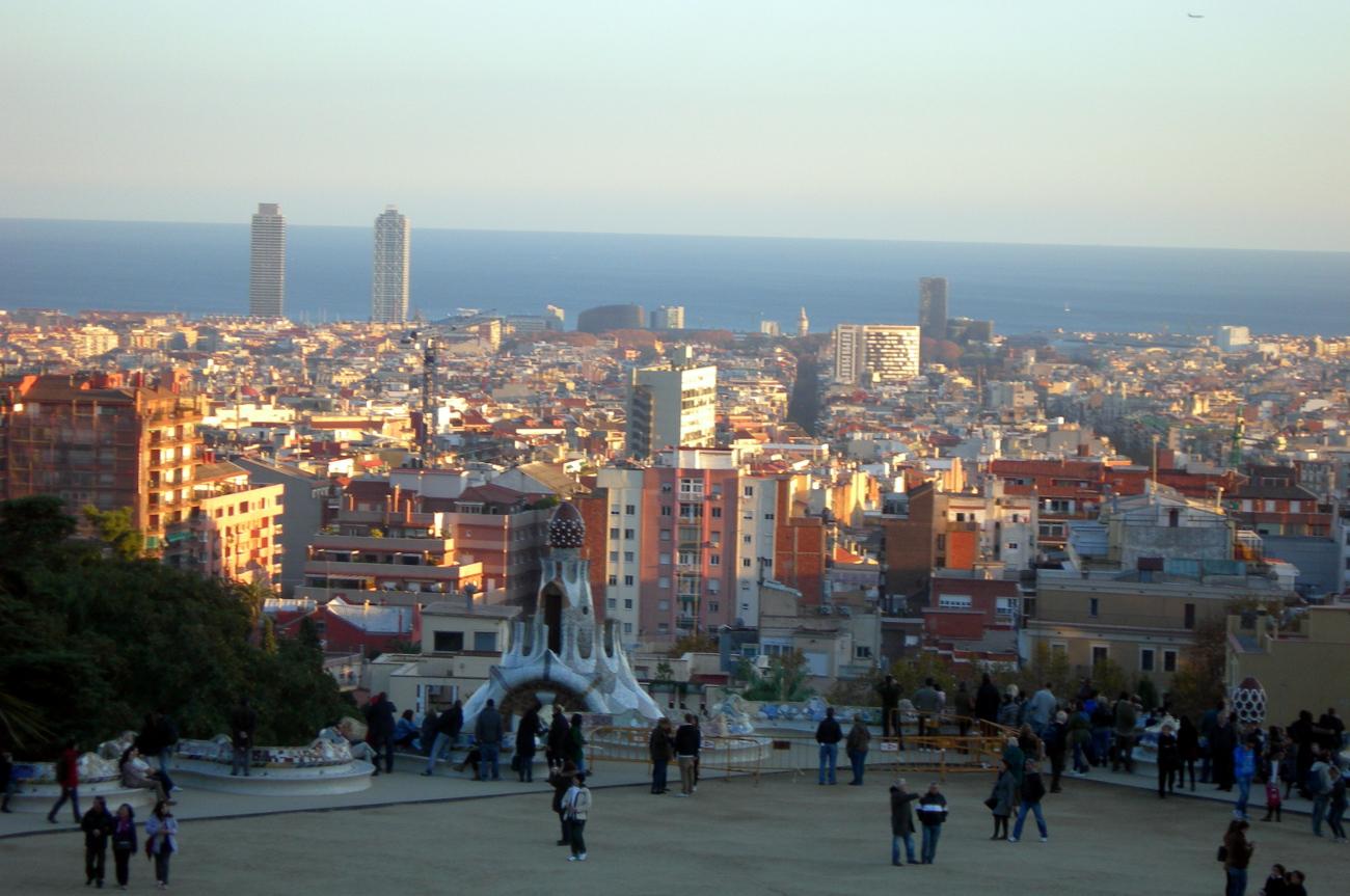 Barcelona gu a para visitar los lugares m s tur sticos de for Ciudades mas turisticas de espana