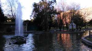 parque doña casilda