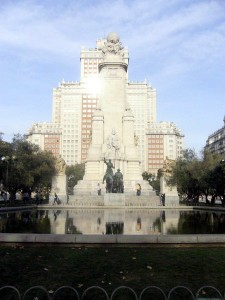 plaza-de españa de-madrid