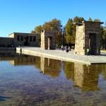El Templo de Debod (Madrid)