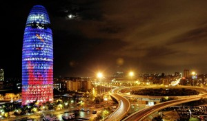torre-agbar barcelona