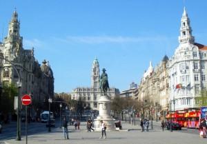 Plaza de la Liberdad