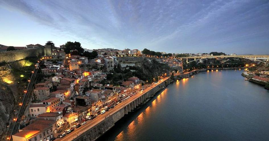 rio oporto portugal