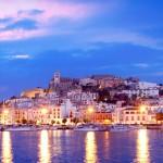 Visitando la ciudad de Ibiza (Islas Baleares)