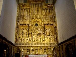 altar de la seo zaragoza